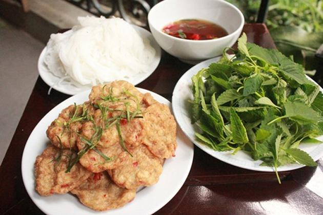 Chả nhái đặc sản - Món ngon Hà Nội