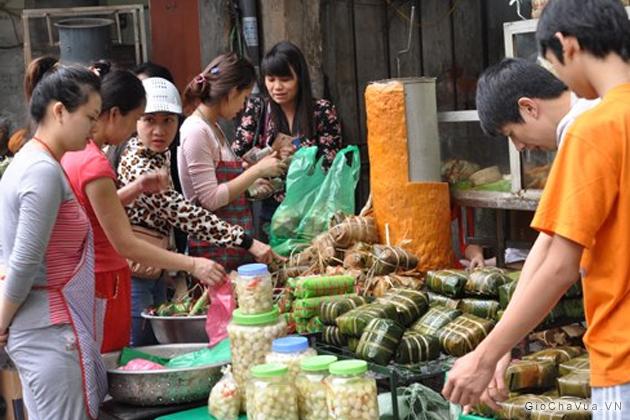 Những địa chỉ mua giò chả ngon - Uy tín tại Hà Nội