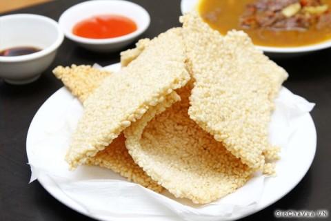 Cơm cháy Ninh Bình - Đặc sản ngon