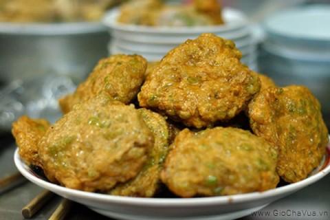 Chả cốm ngon - món ăn giản dị ở Hà Nội được nhiều người yêu thích