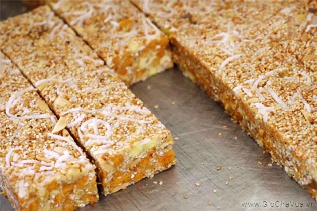 Bánh cáy đặc sản ngon đến từ Thái Bình